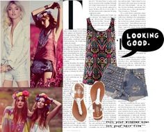 """"""".O7 Roll Your Windows Down and Let Your Hair Flow 3"""" by dear-angela ❤ liked on Polyvore"""