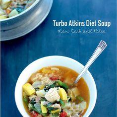 Soup--IBIH Turbo Atkins Diet - Low Carb & Paleo