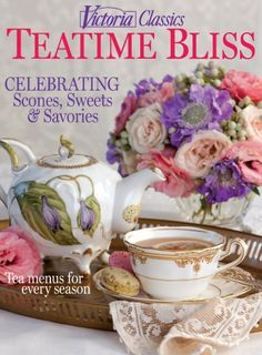 Victoria Classics Tea Time Bliss - Victoria - Brands