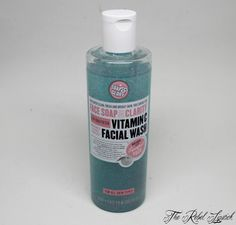 Soap & Glory Face Soap & Clarity  Full review on http;//therebellipstick.com