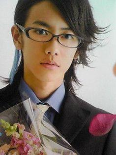 眼鏡スタイル