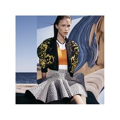 JOSH GOOT в Instagram: «Archive Sale Open Saturday & Sunday 10AM - 6PM. 2-14 Vine Street, Redfern. Resort 2012. Nicole wears Cropped Bomber Jacket, Future Basic Crop Top, Racer Front Bodysuit & Insert Flare Skirt. Collection Available at the Sale.»