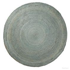 Kave Home Doc Vloerkleed Naturel Jute Carpet, Grey Carpet, Sisal, Felt Ball Rug, Types Of Carpet, Textured Carpet, Brown Rug, Handmade Rugs, Gray