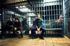 TDK: Heath Ledger as The Joker