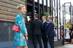 Melbourne Cup 2016: Best street style from the field - Vogue Australia