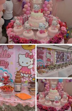 Hello Kitty Party In Hello Kitty Party Inspirations Birthday