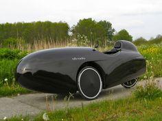 Strada velomobile from Holland
