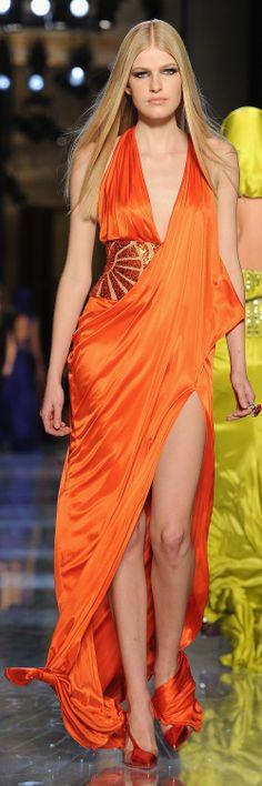 Atelier Versace Spring 2014 Collection @Er Albra Versace