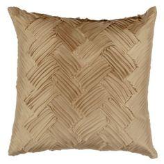 "Valeda Pillow 18""   Reflective Luxury   Living Room   Inspiration   Z Gallerie"