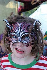Goblin Art masks