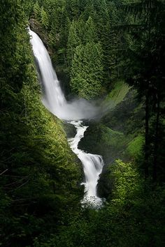 Wallace Falls, Wallace State Park I've been hiking here. It's beautiful!