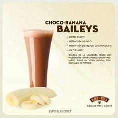 Chocobanana Baileys