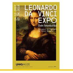 Dünyanın en büyük ve en kapsamlı Leonardo Da Vinci sergisi Leonardo Da Vinci Expo: Dahi İstanbulda 14 Aralıkta UNIQ İstanbuldaki UNIQ Müzede açılıyor. @uniqistanbul  #leonardodavinci #uniqistanbul #sergi