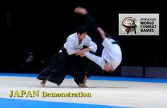 Aikido JAPAN -  SportAccord World Combat Games2013