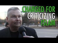 """Journalist charged with """"hate motivated"""" crime for criticizing Islam - YouTube"""