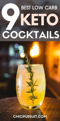 The best keto cocktails & alcholic drinks! Want to enjoy a cocktail but don't want your body to go out of ketosis? Try these easy low carb keto cocktails and easy keto alcohol drinks at your next party - you can even write the recipes down and ask for these keto cocktails to order at a bar! There's keto alcohol drinks cocktail recipes such as keto vodka cocktails and more! #ketorecipes #ketococktails #lowcarbcocktails #keto #ketogenic #ketodiet #cocktails #sugarfree #lowcarb #alcoholicdrinks Low Carb Mixed Drinks, Low Carb Cocktails, Mixed Drinks Alcohol, Vodka Cocktails, Cocktail Recipes, Drink Recipes, Healthy Alcoholic Drinks, Alcholic Drinks, Diet Drinks