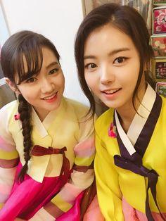 Nayoung (and Kyla) Kpop Girl Groups, Korean Girl Groups, Kpop Girls, Pristin Kyla, Ioi Nayoung, Pledis Girlz, Pledis Entertainment, Beautiful Asian Women, Sexy Asian Girls