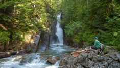15 Unusual Hikes Near Vancouver | Happiest Outdoors Burke Mountain, Vancouver Hiking, Joffre Lake, Brandywine Falls, Lynn Canyon, Echo Lake, High Falls, Fraser Valley, Waterfall Hikes