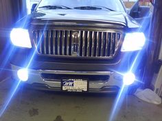 Lincoln Mark Lt lights, http://autolights.co.uk