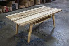 The Kinsey Coffee Table in Poplar