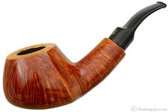 Winslow Crown Smooth Bent Brandy (200) Pipes at Smoking Pipes .com