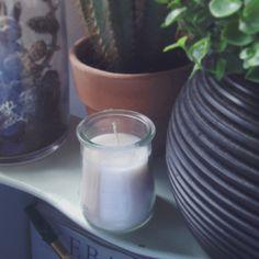 Bougie anti-moustiques à la citronnelle. Traitement naturel. Fait maison. Zéro Déchet.