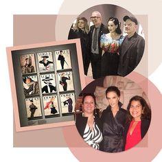 Para celebrar a abertura da exposição retrospectiva de vida e carreira de Irving Penn no Grand Palais a @vogueparis arma coquetel com a presença de uma turma de fashionistas esta noite em Paris - acima @alessandraambrosio entre @danielafalcao1 e @srogar; @fergie @jpgaultierofficial @ditavonteese e @gb65. Em cartaz até 29 de janeiro de 2018 a mostra reúne algumas das obras mais emblemáticas do mestre da fotografia de moda incluindo as capas para edições de Vogue - entre 1953 e 2004 Irving…