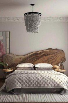 Easy Home Decor, Home Decor Trends, Cheap Home Decor, Home Decoration, Live Edge Furniture, Bedroom Furniture, Furniture Layout, Rustic Furniture, Luxury Furniture