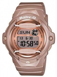 a9d7a7385 See the Women s Baby-G Pink Dial Digital Watch