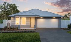 The Lucia is our first ever NOW Series Display Home, recently opened at Huntlee, that delights all who visit thanks to the surprising affordability of this functional home design. Mcdonald Jones Homes, First Home Buyer, Walk In Robe, Display Homes, Scandi Style, Walk In Pantry, Get Directions, Modern Family, Beautiful Lights