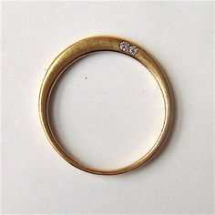 St. Kilda ring in 14k gold.