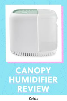 Meet the Canopy, the first humidifier we've used that isn't an eyesore, is easy to clean, doubles as an aromatherapy diffuser and helps us sleep better. #Canopy #humidifier #review Live For Yourself, Improve Yourself, How To Fall Asleep Quickly, Australian Tea Tree, Best Humidifier, Sound Bath, Skin Elasticity, Wash Your Face, Lavender Oil