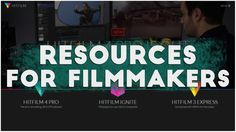 Resources for Filmmakers