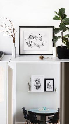 This collection of human body art in black and white is perfect if you want to elevate your home decor with some artistic and elegant artworks. They feature normal bodies to push for body positivity and remember us that all bodies are good bodies. Painted with chinese ink, the reproductions are printed with the best japanese inks on cotton paper, with a strong texture. #figureart #bodypositivity #feministart #inkdrawing #humanbody Nordic Bedroom, Boho Bedroom Decor, Human Body Art, Wall Art Prints, Fine Art Prints, Feminist Art, Eclectic Style, Watercolor And Ink, Figure Drawing