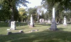 Even if you don't have family in this cemetery, many that helped found the city, county, and state are laid to rest within Greenlawn's gates giving it amazing historical value. http://www.greenlawncolumbus.org/