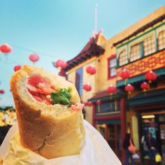 "Instagram @pslilyboutique : ""Quick bite Sundays 12.13.15 @ibakefilm #losangeles #chinatown #happysunday #foodporn #yum #instafood #yum #LA #blogger #instafoodie #lunch #bahnmi #getinmybelly #nomnomnom #love #loveit #forkyeah #chinatownla"""