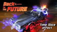 Here's How to Create the 'Back to the Future' 'Time Slice' Effect