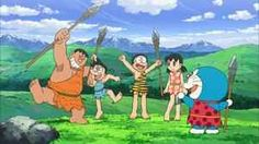 Doraemon il Film - Nobita e la nascita del Giappone Nobita e i suoi amici, stanchi del mondo odierno, decidono di partire per una nuova avventura viaggiando indietro nel tempo di ben 70.000 anni, in un'epoca in cui il Giappone non era ancora abitato.