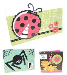 Make cute cards with Sizzix! | Papercraft Inspirations