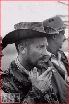 News Photo : Belgian Mercenary Soldier in Katanga Army. Military Love, Army Love, Us Army, Congo Crisis, Belgian Congo, World Conflicts, Defence Force, Army Uniform, Indochine