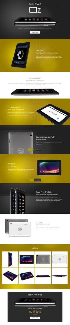 Hotsite Tablet OZ