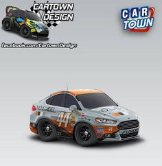 Ford Fusion 2013 - Scott Riggs No Label Watches NASCAR Team