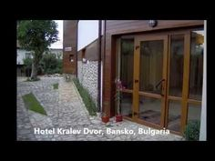 Hotel Kralev Dvor, Bansko, Bulgaria Bansko Bulgaria, Arch, Outdoor Structures, Garden, Home Decor, Longbow, Garten, Decoration Home, Room Decor