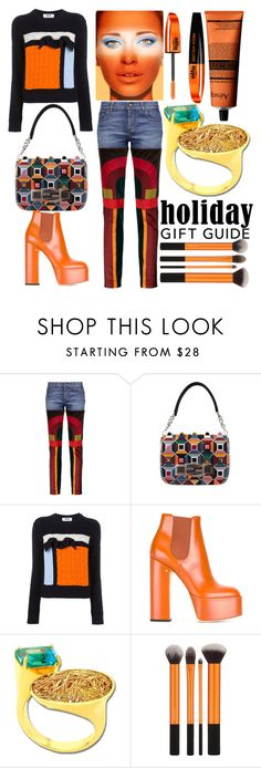 """""""Anastazio-gift guide"""" by anastazio-kotsopoulos ❤ liked on Polyvore featuring Tom Ford, Fendi, MSGM, Laurence Dacade, Anastazio, Aesop, luxury and giftguidegiftguidee"""