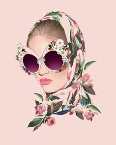 New wallpaper iphone vintage art behance 16 Ideas Art And Illustration, Fashion Illustration Face, Illustrations, Art Mural Fashion, Art Sketches, Art Drawings, Fashion Sketches, Drawing Art, Flowers Wallpaper