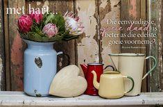 Meet, Afrikaans, Tableware, Dinnerware, Tablewares, Dishes, Place Settings