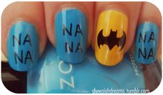 I want Batman to come after all the Na Nas so bad it physically pains me. (SO bad.) (Really.)