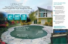 Loop Loc has an ultra dense solid in-ground pool cover that customers will love. #LoopLoc http://www.midamericasales.net/loop-loc