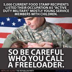 Paper Food Stamps Meme