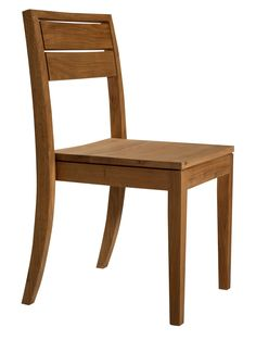 Ethnicraft Ls 1 oak chair   solid wood furniture